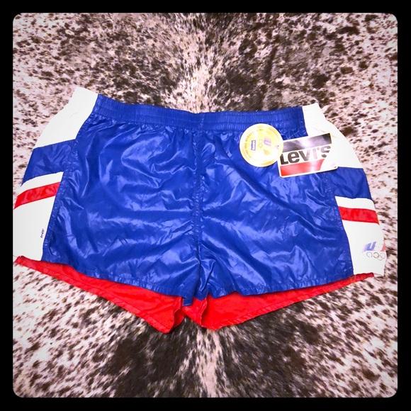 Levi's Other - BNWT Vintage 1984 Olympic Levi Shorts